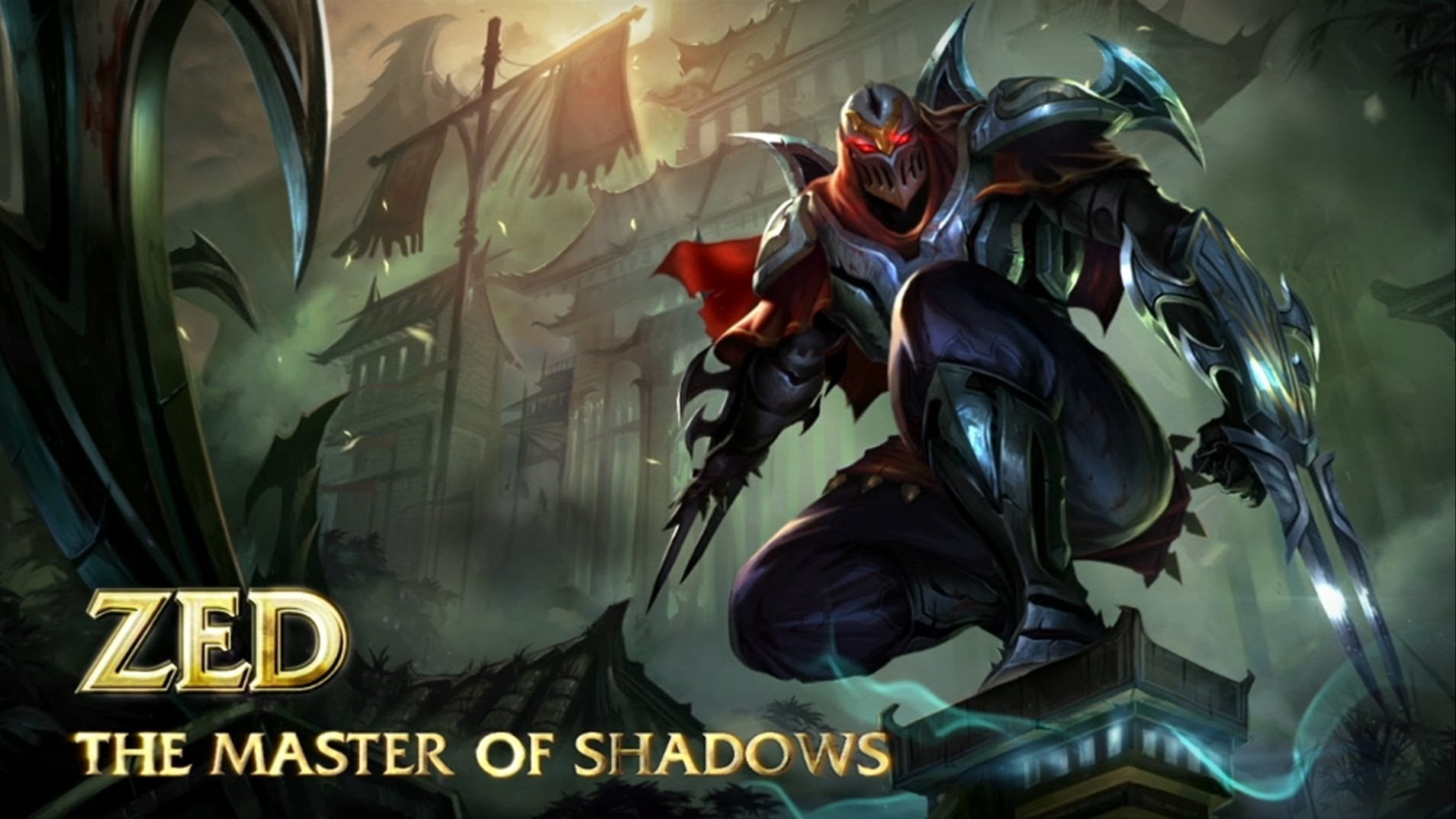Best plays Zed Montage - the Master of Shadows - League of Legends Channel  -LOL - YouTube - Zed The Master Of Shadows PNG