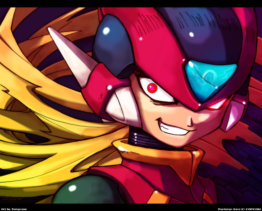 Omega Zero~ Voice actor (Zerou0027s original voice from Megaman!) - Zero Voice PNG