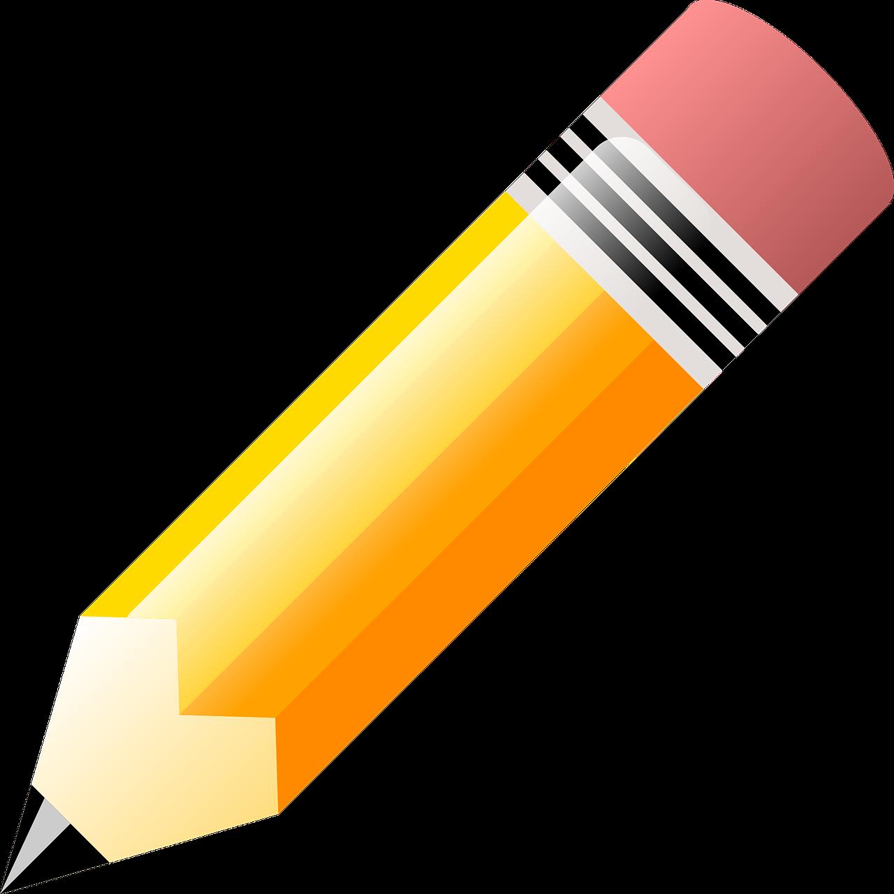 Zettel Und Stift PNG - 40521