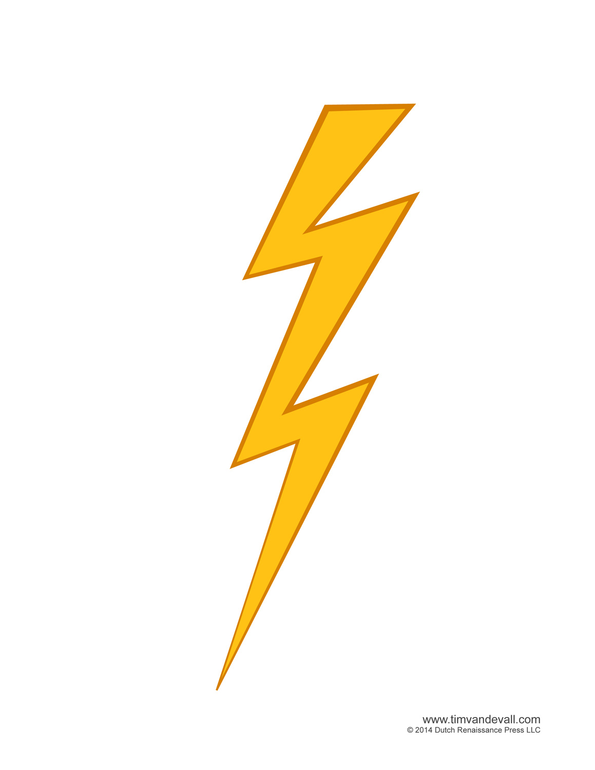 pin Drawn lightning thunderbolt #8 - Zeus Thunderbolt PNG