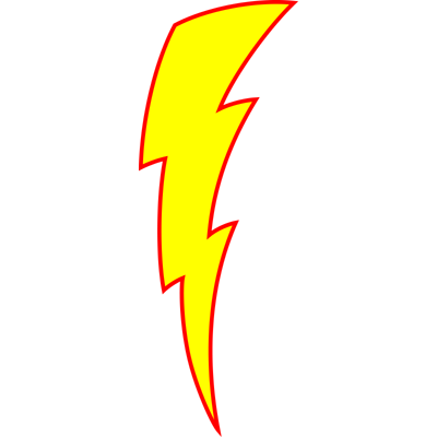 Zeus Thunderbolt PNG Transparent ThunderboltPNG Images