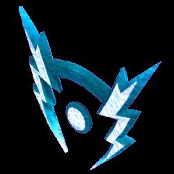 Zeus Nimbus model.png - Zeus Thunderbolt PNG