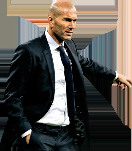 Zinedine Zidane - Zidane PNG
