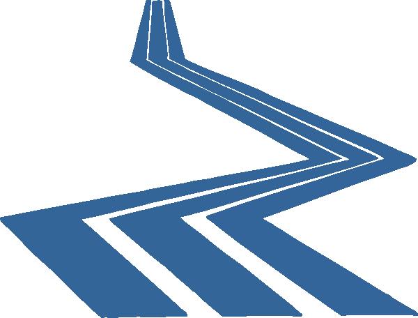 Zigzag Road PNG - 41659