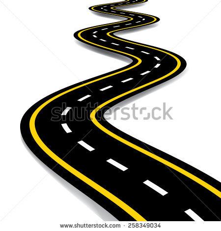 Zigzag Road PNG - 41661