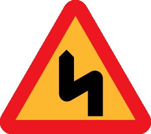 Zigzag Road PNG - 41669