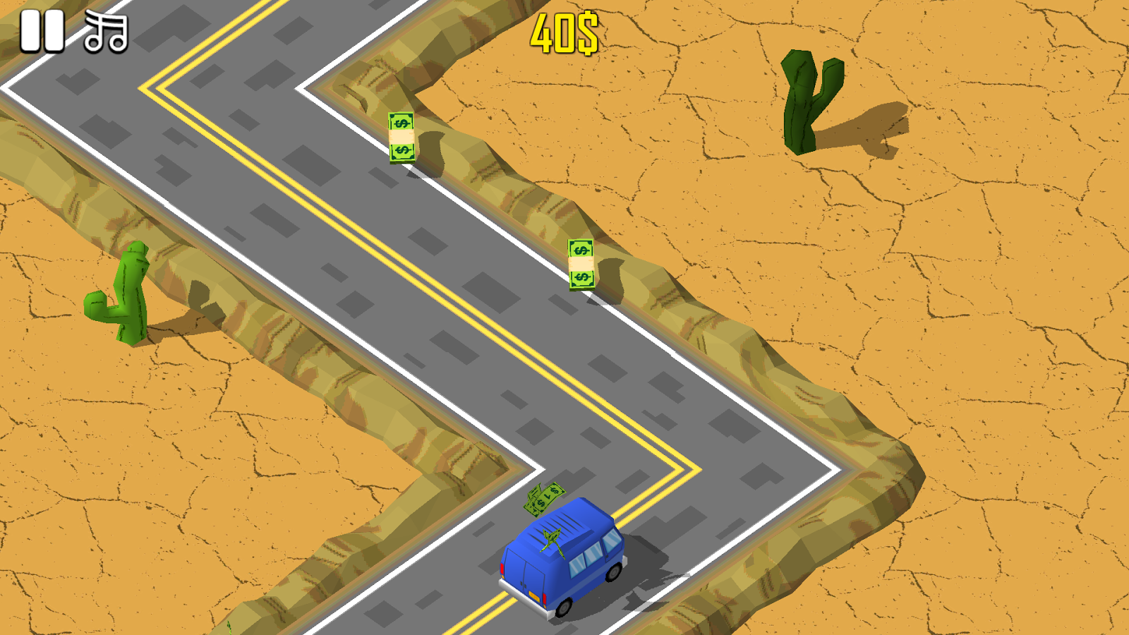 ZigZag Road- screenshot - Zigzag Road PNG