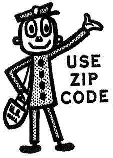 Zip Code PNG-PlusPNG.com-227 - Zip Code PNG