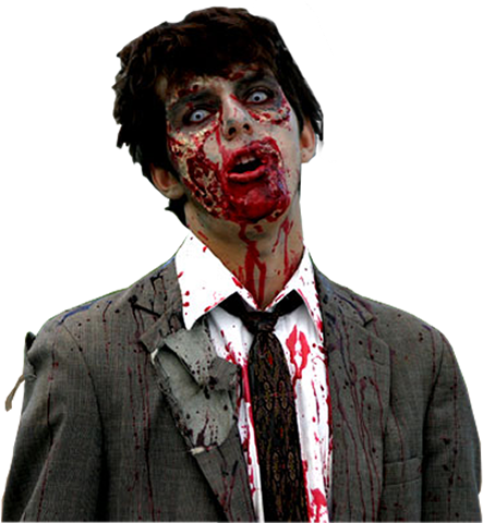 zombie-150.png - Zombie PNG