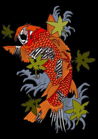 Fish Tattoos PNG - 923