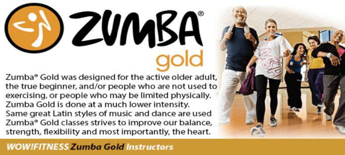 Zumba Gold PNG - 41298